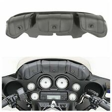 Windshield Saddle 3 Pouch Bag For Harley Electra Street Glide FLHT FLHX 96-13