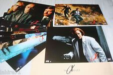 THE X FILES ! Gillian Anderson jeu 10 photos cinema lobby cards fantastique 1998