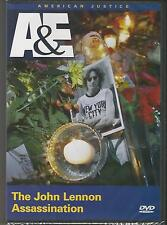 John Lennon Assassination DVD NYC 2006 A&E Store Exclusive New American Justice