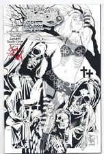 TAROT WITCH OF THE BLACK ROSE #94 DELUXE EDITION STUDIO VARIANT+JIM BALENT PRINT