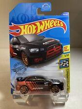 2020 Hot Wheels 2008 LANCER EVOLUTION Gold Wire Wheels Diecast Car