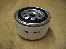 GENUINE LISTER LPW LPA 3/4cyl OIL FILTER ELEMENT 751-10620