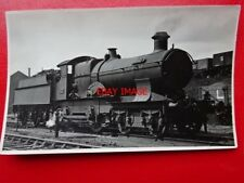 PHOTO  GWR BULLDOG LOCO NO 3407 MADRAS