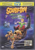 DVD Scooby Doo - el Monstruo por Loch Ness Nuevo 2004
