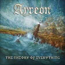 Ayreon Theory of Everything 2CD+DVD Digipak New Sealed