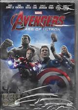 Avengers Marvel Age Of Ultron Dvd Sigillato