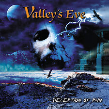 Valley 's Eve-Deception Of Pain CD 2002 power metal feat Lia of Mystic Prophecy