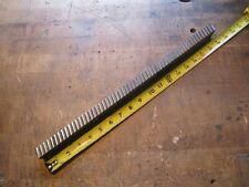Hensley 34 W X 18 L Carbide Slant Tooth Machine Keyway Broach 1194 1323