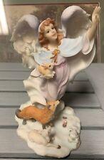"Seraphim Classics Christa ""Holiday Magic"" Limited Edition #78799"