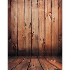 1,5 m * 1 m, fondo de pared de madera del piso Estudio Prop Fotografía Foto