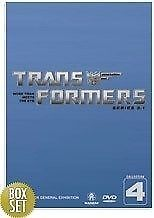 The Transformers - G1 : Series 4 (DVD, 2004, 3-Disc Set)