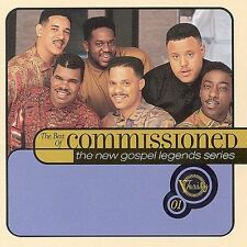 The Best of Commissioned by Commissioned (CD, Feb-1999, Verity)