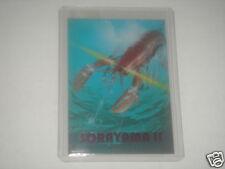 1994 COMIC IMAGES HAJIME SORAYAMA II FOIL STAMPED TRADING CARD #2 MINT/NEAR MINT