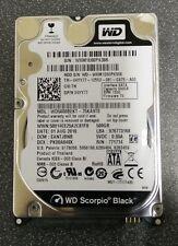 """Dell 4YY77 500GB 7200 RPM SATA 2.5"""" Hard Disk Drive (WD5000BEKT-75KA9T0)"""