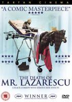 The Death Of Mr Lazarescu DVD Nuovo DVD (TVD4107)