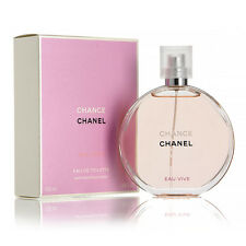 Chance Eau Vive by Chanel Women Perfume Eau De Toilette Spray 3.4 oz / 100 ml