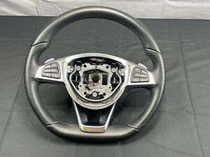 Mercedes Benz W176 A Class FaceLift 15-18 A0004604203 Steering Wheel