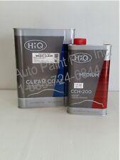 HiQ Magic Master Clear, High Performance Urethane Clear Coat, 4L auto paint