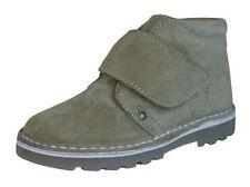 Chaussures marron avec attache auto-agrippant pour garçon de 2 à 16 ans