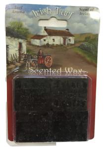 Irish Turf Scented Wax Aroma Refills Made In Ireland (Pack of 4) (SC02)