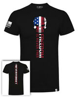 Diesel Power Gear Never Forget Flag Official Diesel brothers Black Mens T-Shirt