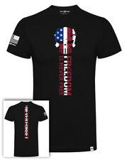 Diesel Power Gear Never Forget Flag Official Diesel Sellerz Black Mens T-Shirt