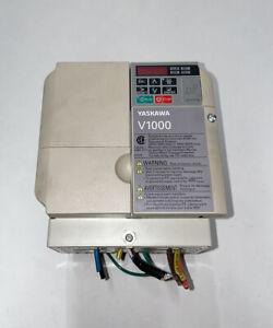 Yaskawa CIMR-VU4A0005FAA AC Motor Drive V1000