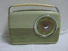 Original 50er Bush Radio Kofferradio Bakelit tragbar Batteriebetrieb 50s 60s