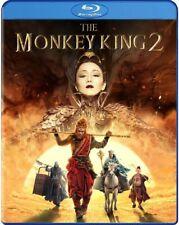 The Monkey King 2 blu ray---Hong Kong RARE Kung Fu Martial Arts Action ---1B