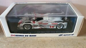 Spark 1:43 Audi R18 e-tron 2012 Le Mans 24 Hours #1 Lotterer / Fassler / Treluye