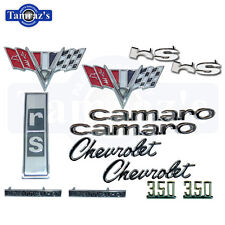 1967 Camaro Rally Sport 350 Emblem Kit  RS New
