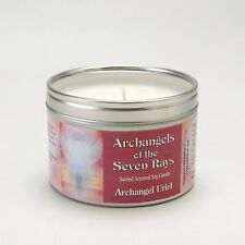 Archangels Of The Seven Rays  Uriel Spiritual Aromatherapy Vegan Soy Wax Candle