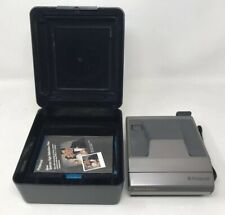 Polaroid Spectra System Onyx Instant Camera with Case and Manual/Free Shipping