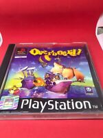 Overboard - PS1 (Sony Playstation 1) (PAL) Black Label