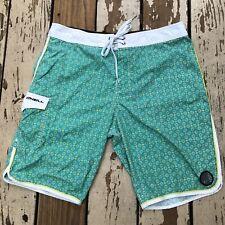 O'Neill Surf • Men's RETRO FREAK Surfing BoardShorts Shorts Trunks size 32