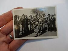 WW2 INDIAN ARMY FUN  PHOTOGRAPH  85 X 65 mm   b