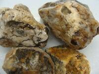 DENDRITIC OPAL - 1 Lb Lot -  Lapidary Rough Rock Stone - Cabbing