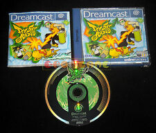 JET SET RADIO Dreamcast Dc Versione Europea PAL ••••• COMPLETO