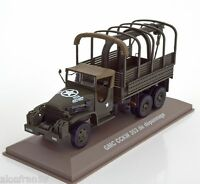 GMC CCKW 353 - Escala 1:43 Coleccion Atlas