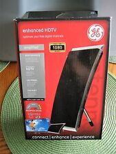 New listing Amplify amplified indoor antenna, full hd 1080 ready by general electric