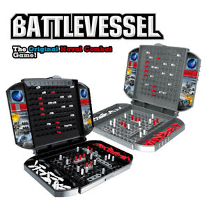 Children Battleship Sea Strategy Battle Family Board Game Kids Table Double Toy