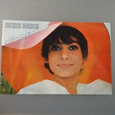 Autogramm Esther Ofarim auf Philips Autogrammkarte (47902)