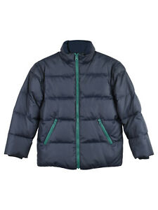 Brooks Brothers Boys Down and Feathers Puffer Jacket