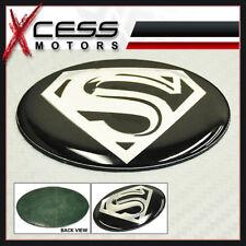 Fits Chrysler 300C VIP Front Center Grille Grill Super S Logo Emblem Badge Black