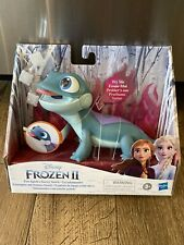 Disney Frozen II Bruni Salamander Fire Spirit's Snowy Snack Toy NEW