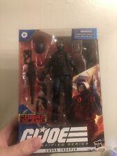 GI Joe Classified Cobra Island Cobra Trooper TARGET EXCLUSIVE In Hand. Sold Out.