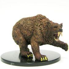 Pathfinder Battles - #038 Dire Bear - Large Figure - Rise of the Runelords - D&D