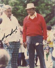 Sam Snead #14  8x10 Signed Photo w/ COA  Golf