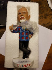 Don Cherry REMAX Bobblehead WHL SGA Promo Kidney Foundation NIB Free shipping