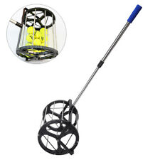 Tennis Ball Picker Hopper Mower Collector Pick Up 55 BALLS New